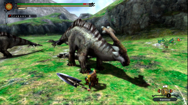 Monster Hunter 3 Ultimate WII U | 4