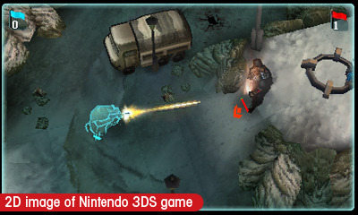 Ghost Recon : Shadow Wars Nintendo 3DS | 1