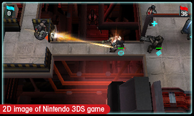 Ghost Recon : Shadow Wars Nintendo 3DS | 2