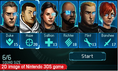 Ghost Recon : Shadow Wars Nintendo 3DS | 6