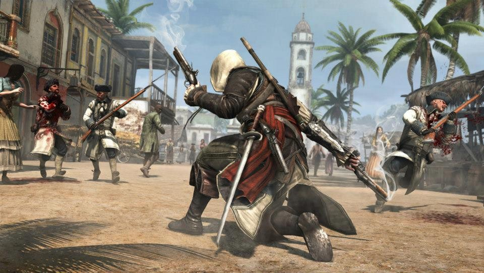 Assassin's Creed IV : Black Flag Playstation 3 | 5