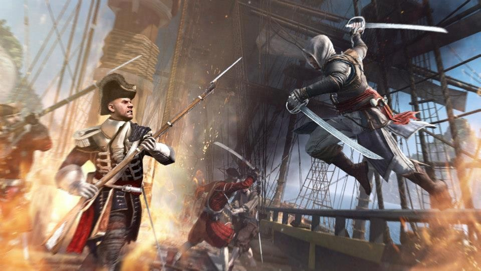 Assassin's Creed IV : Black Flag PC | 4