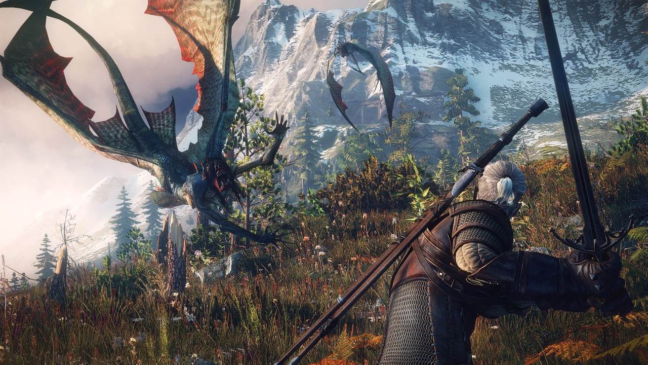The Witcher 3 : Wild Hunt, PC | 1