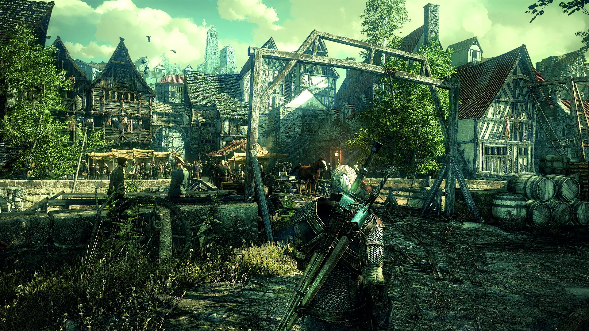 The Witcher 3 : Wild Hunt, PC | 6