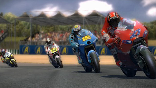 Moto GP 13 Next Generation Portable | 9