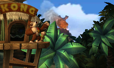 Donkey Kong Country Returns Nintendo 3DS | 1