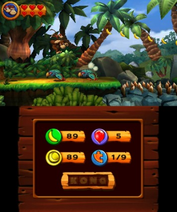 Donkey Kong Country Returns Nintendo 3DS | 6