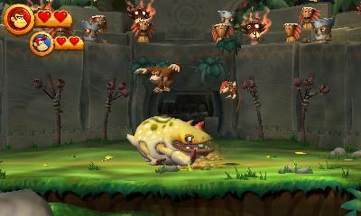 Donkey Kong Country Returns Nintendo 3DS | 7