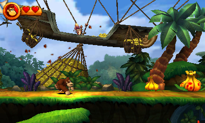 Donkey Kong Country Returns Nintendo 3DS | 8