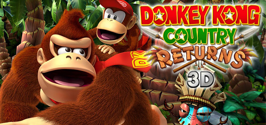 Donkey Kong Country Returns Nintendo 3DS | 9