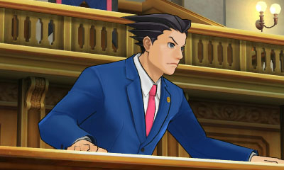 Ace Attorney 5 Nintendo 3DS | 1