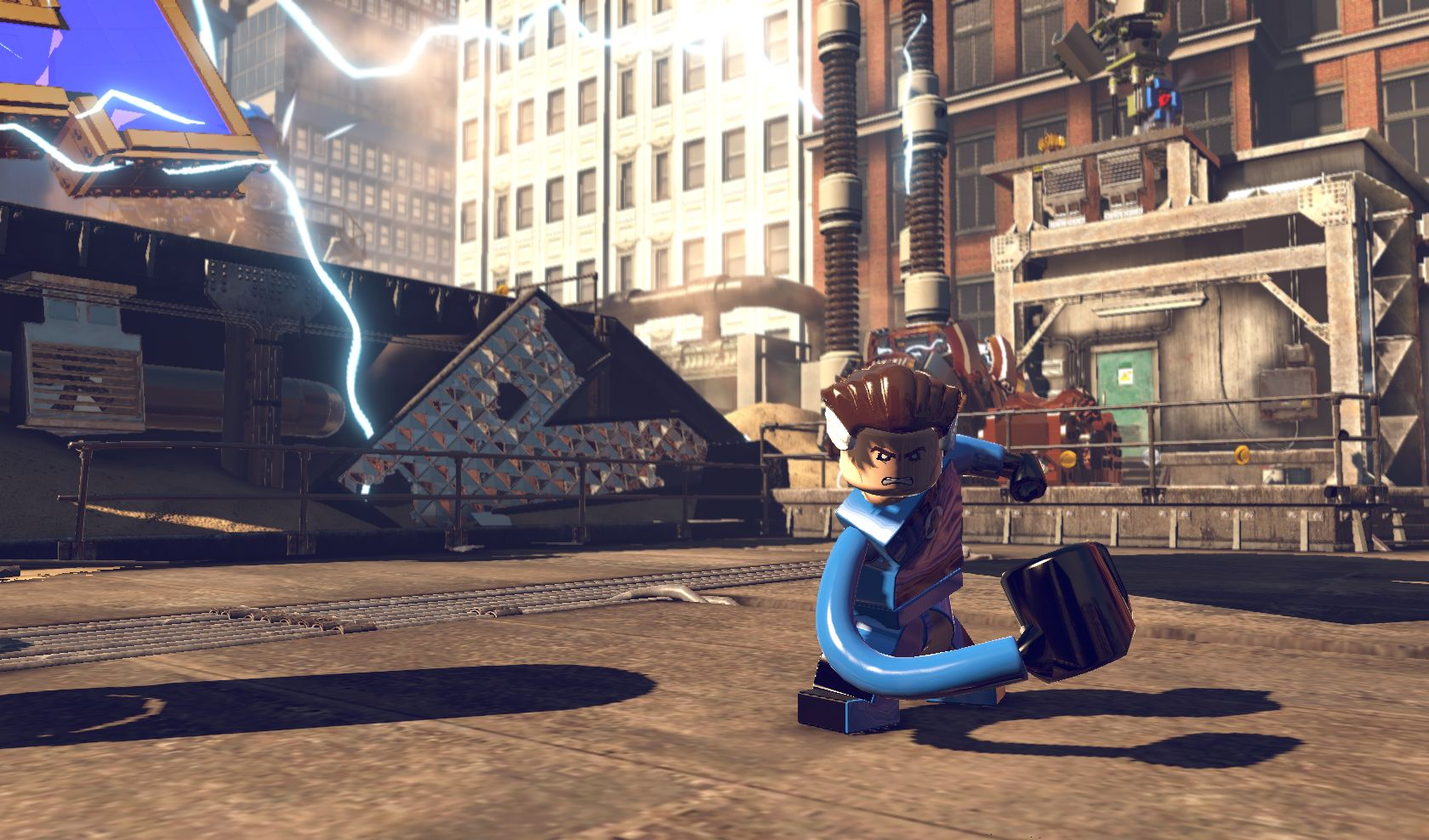 LEGO Marvel Playstation 3 | 11