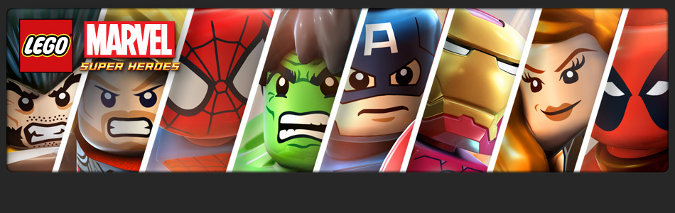 LEGO Marvel PC | 10