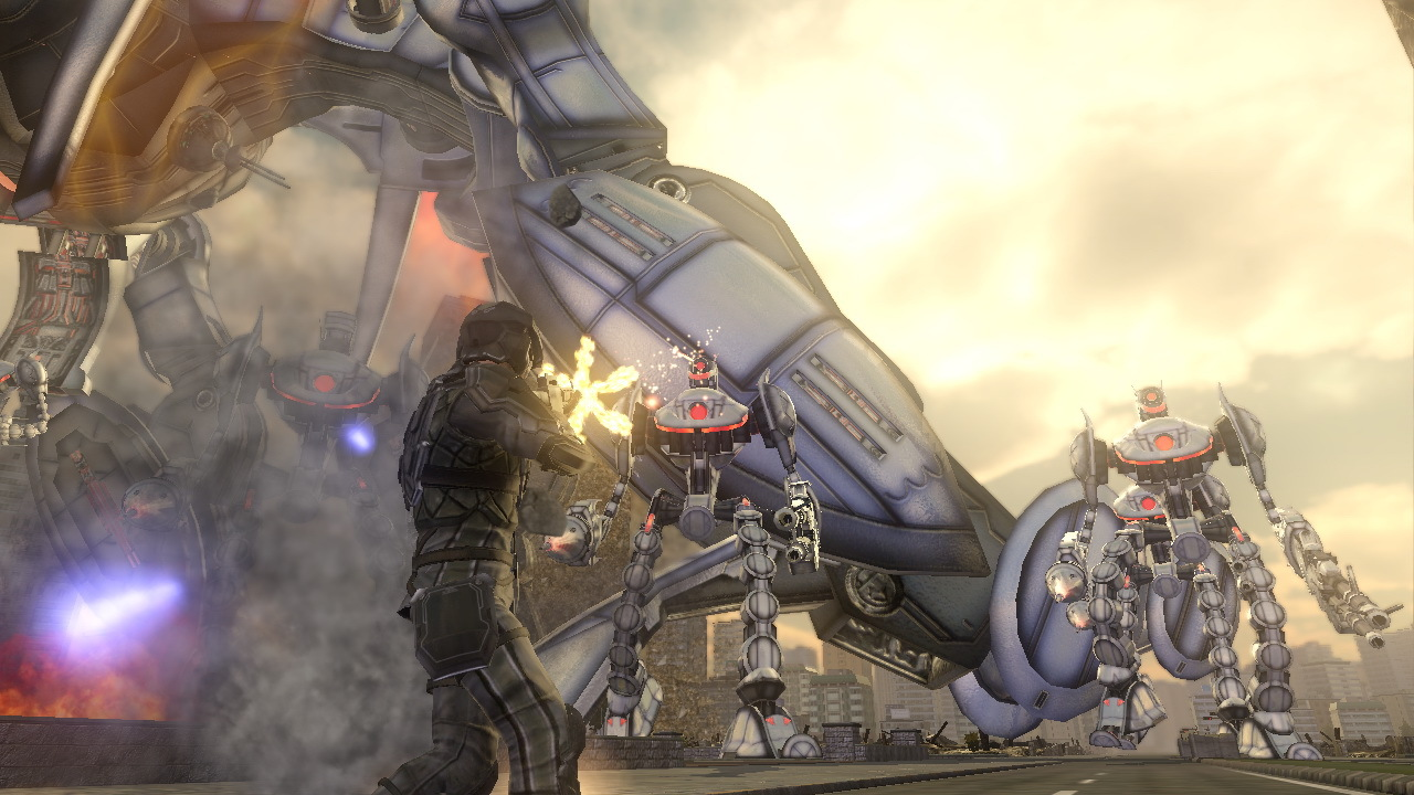 Earth Defense Force 4 Playstation 3 | 10