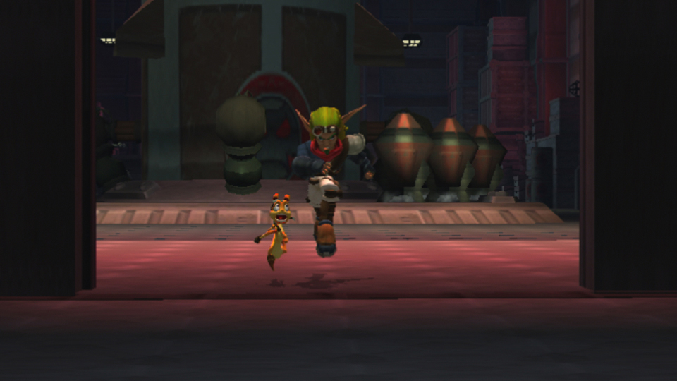 The Jak and Daxter Trilogy Next Generation Portable | 1