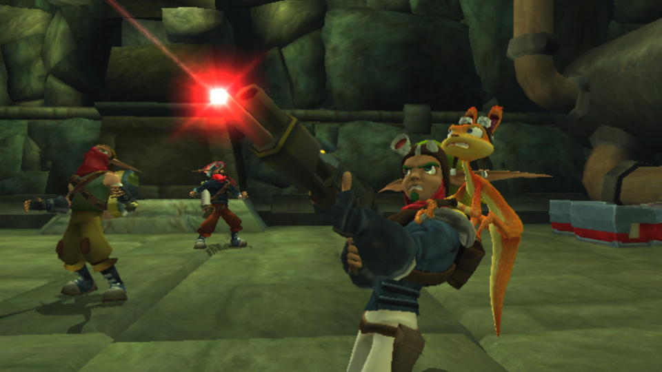 The Jak and Daxter Trilogy Next Generation Portable | 2