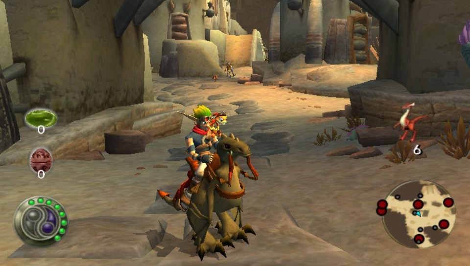 The Jak and Daxter Trilogy Next Generation Portable | 5