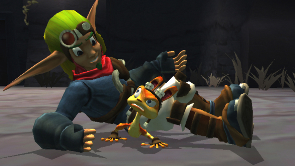 The Jak and Daxter Trilogy Next Generation Portable | 7