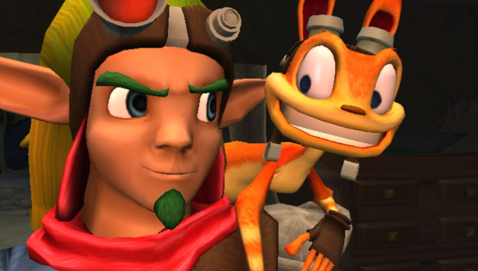 The Jak and Daxter Trilogy Next Generation Portable | 8