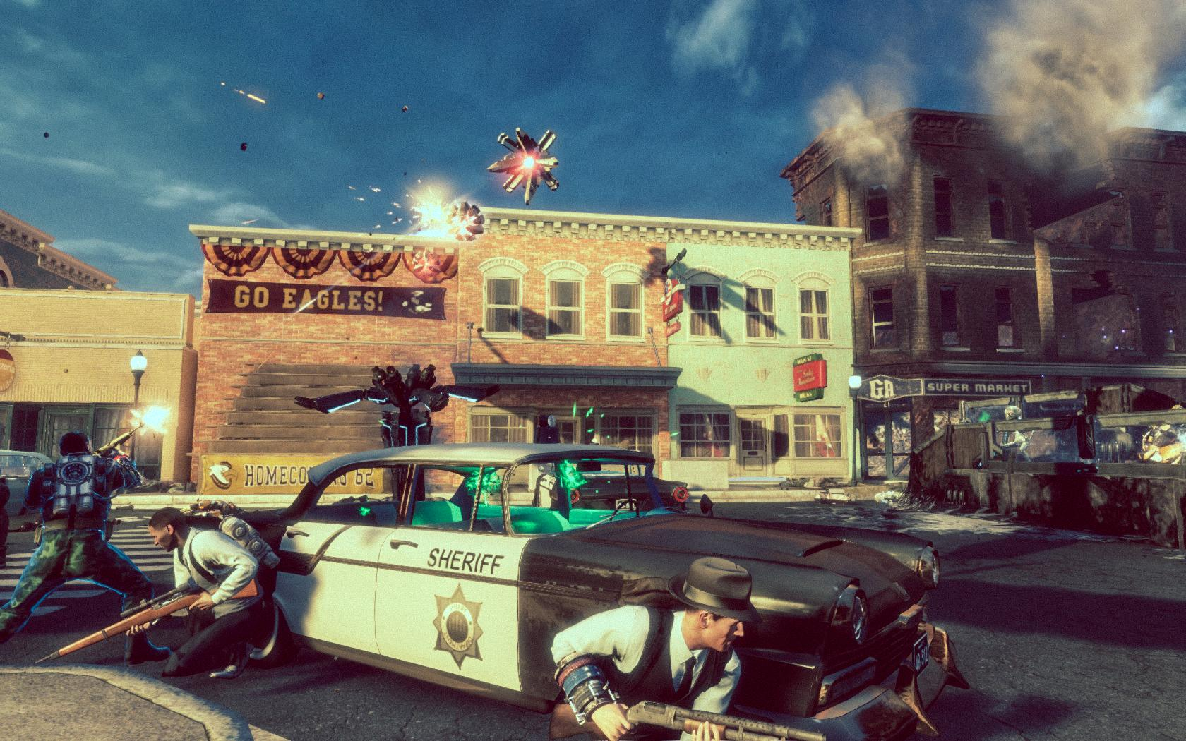 The Bureau : XCOM Declassified Xbox 360 | 3