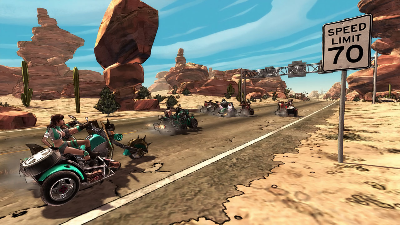 Ride to Hell : Route 666 PC | 1