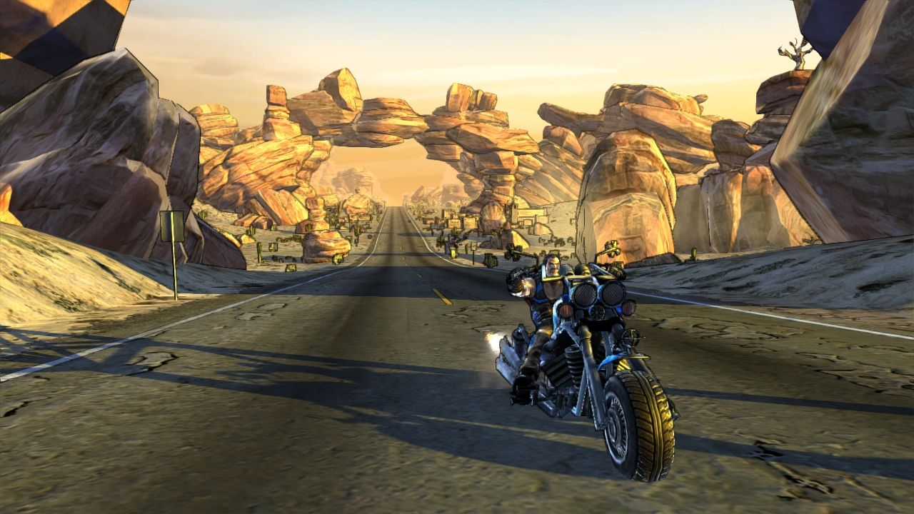 Ride to Hell : Route 666 PC   7