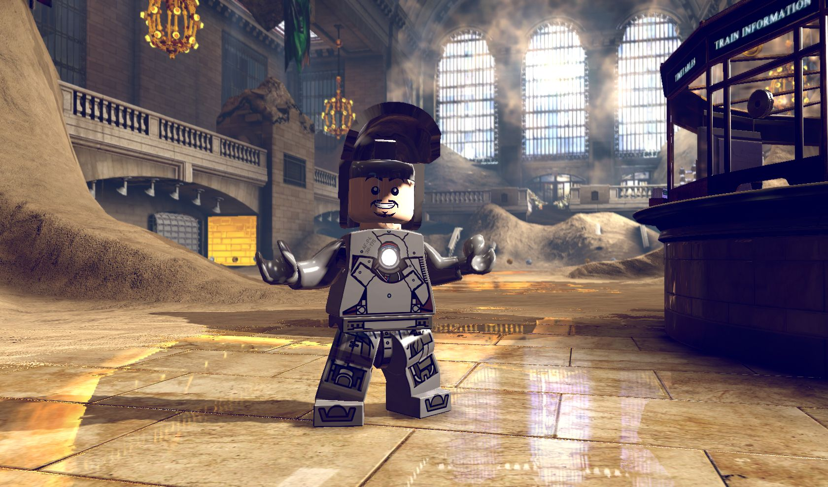 LEGO Marvel Next Generation Portable | 7