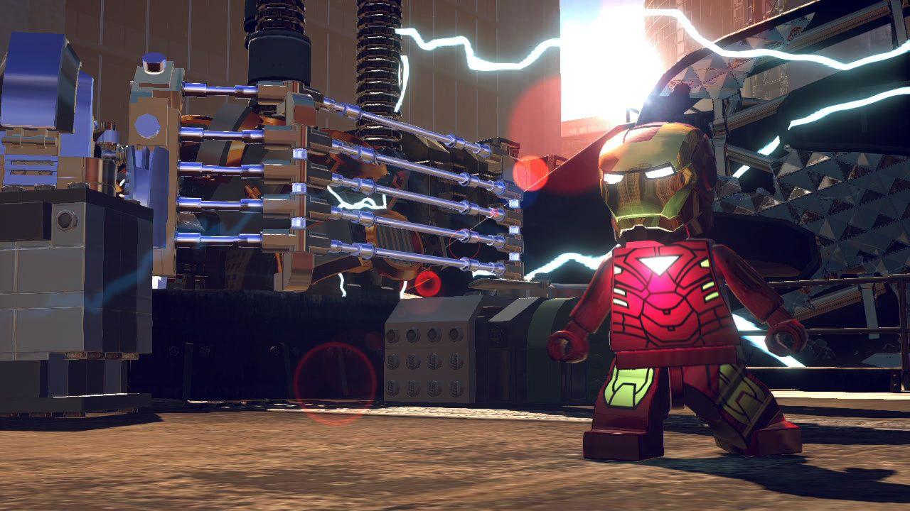 LEGO Marvel Playstation 4 | 4