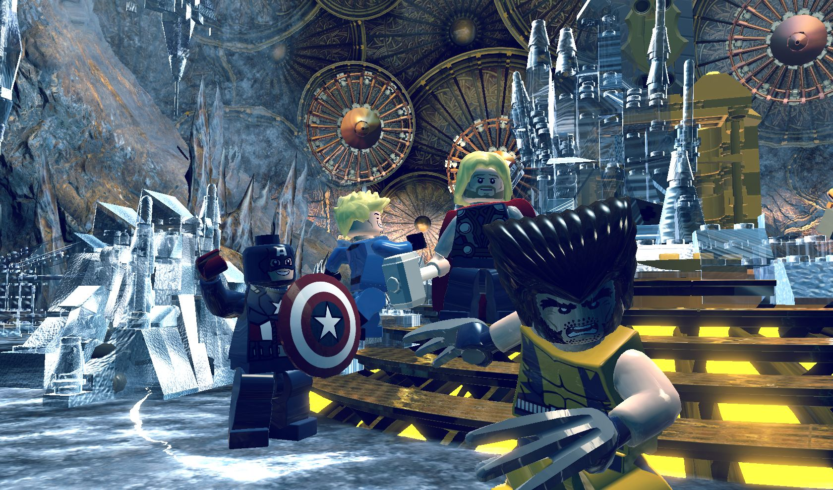 LEGO Marvel Playstation 4 | 6