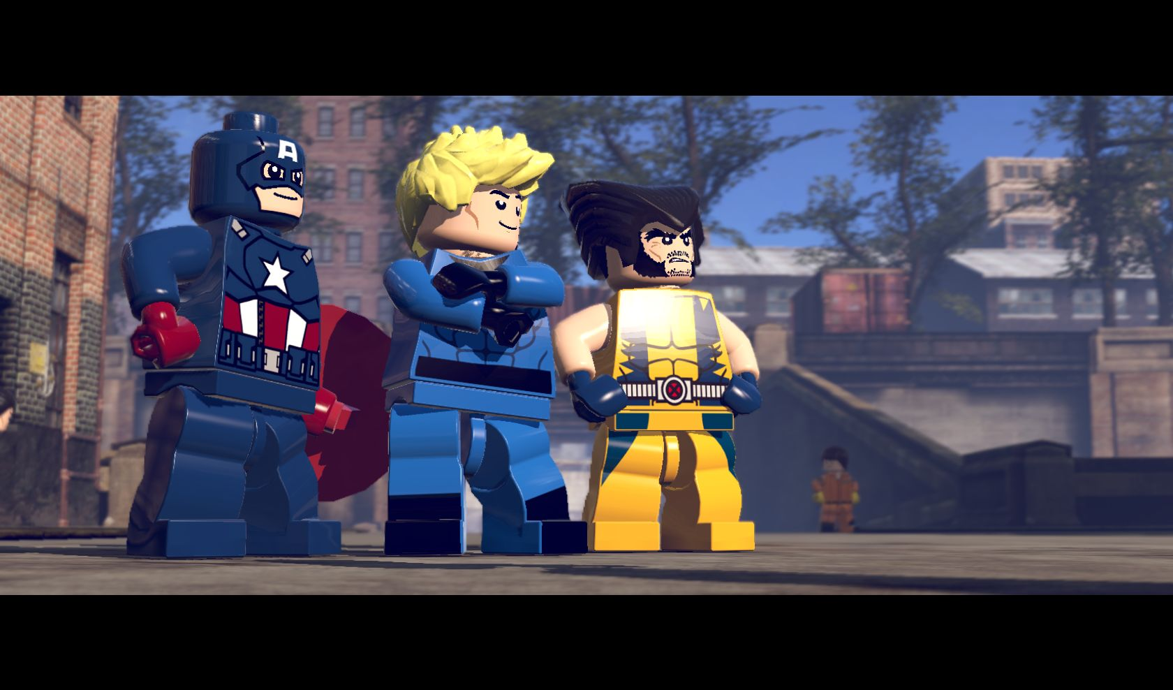 LEGO Marvel Playstation 4 | 9