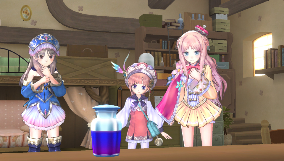Atelier Meruru Plus Next Generation Portable | 15