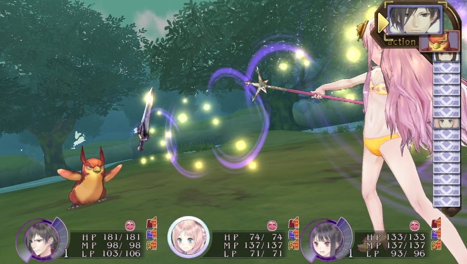 Atelier Meruru Plus Next Generation Portable | 2