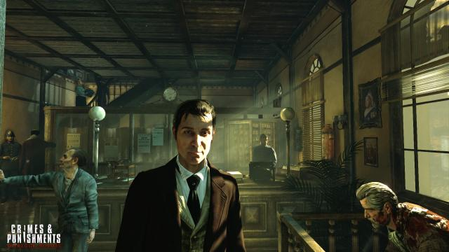 Sherlock Holmes : Crimes & Punishments PC | 1