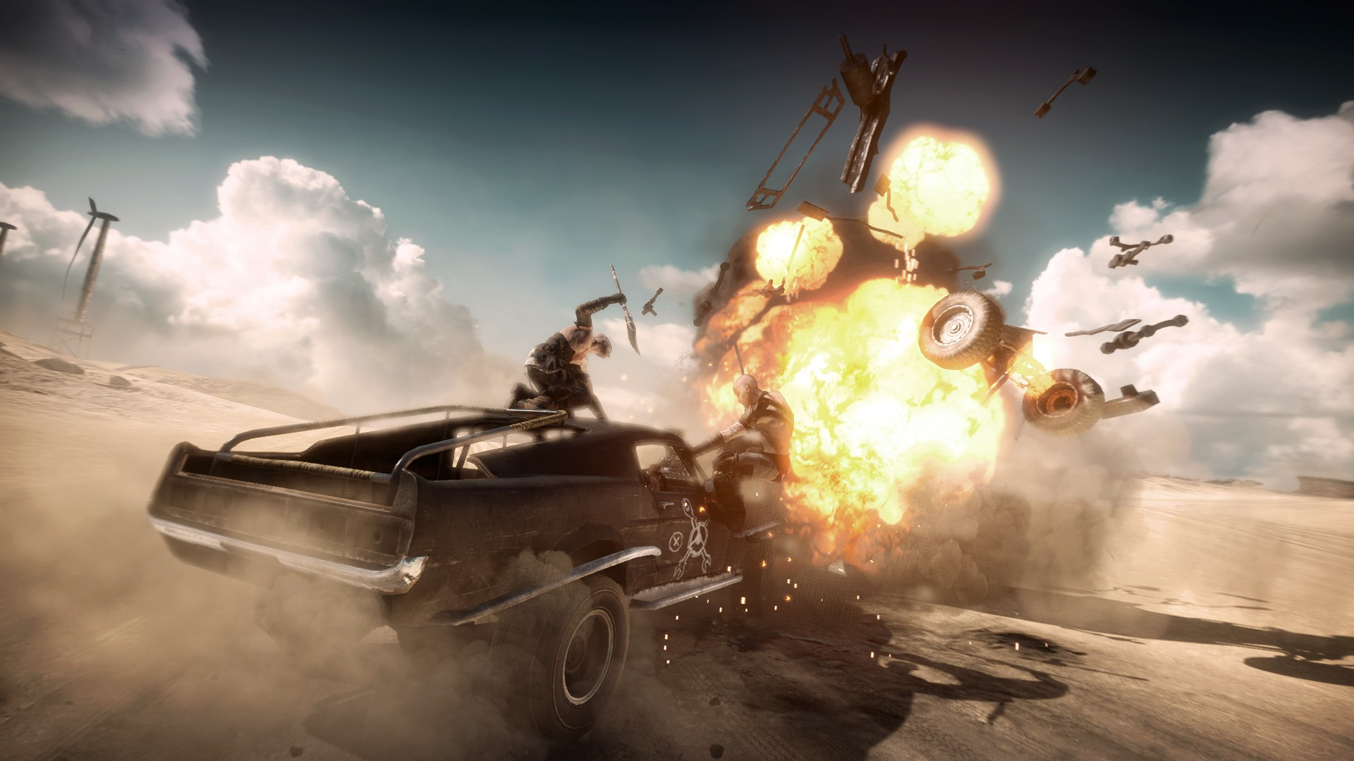 Mad Max Playstation 4 | 1