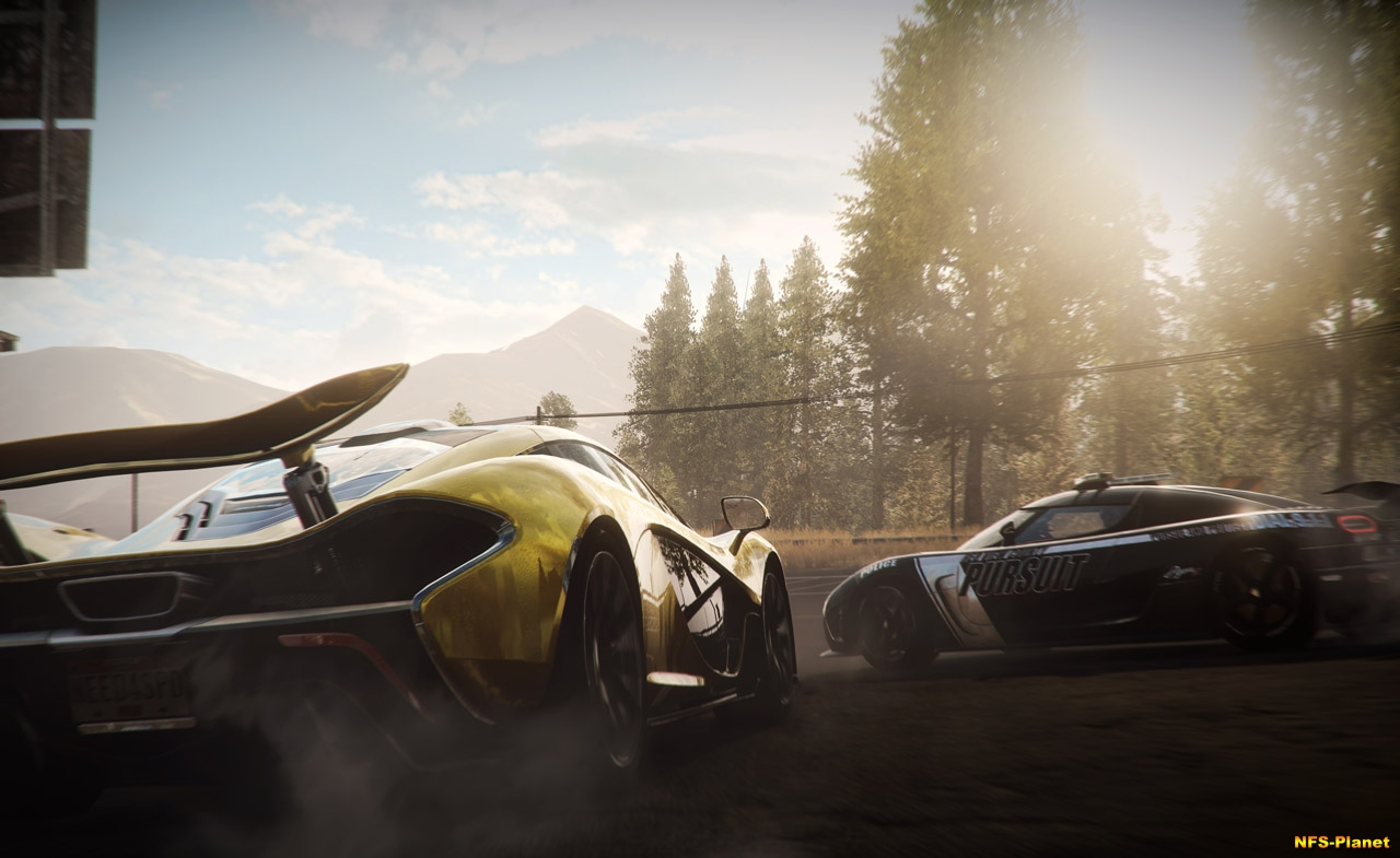 Need for Speed Rivals PC | 2