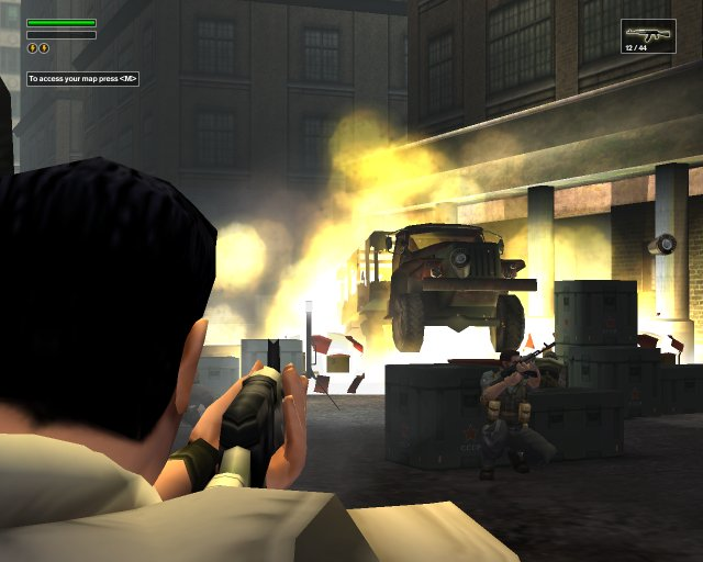 Freedom Fighters  Playstation 2 | 2