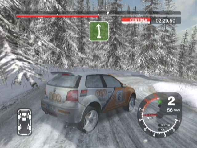 Colin McRae Rally 2005 Playstation 2 | 8