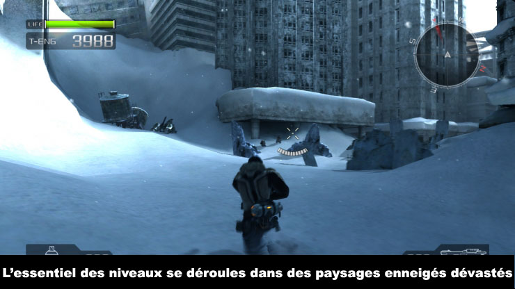 Lost Planet : Extreme Condition Xbox 360 | 82