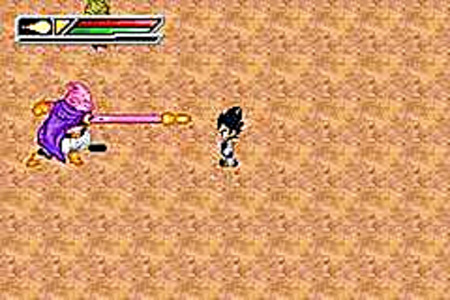 Dragon Ball Z : Buu's Fury GameBoy Advance | 4