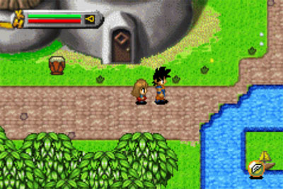 Dragon Ball Z : The Legacy of Goku GameBoy Advance | 2