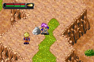 Dragon Ball Z : The Legacy of Goku 2 GameBoy Advance | 9
