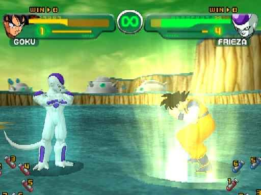 Image 4 de dragon ball z budokai sur playstation 2 - Jeux info dragon ball z ...