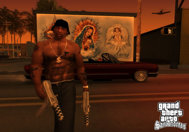 Grand Theft Auto : San Andreas Playstation 2 | 2