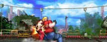 Street Fighter X Tekken - Armor King, Anna Williams, Kazuya et Bob